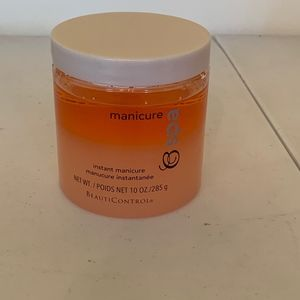 BeautiControl Instant Manicure Salt Scrub 10 oz